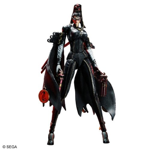 Image 2 for Bayonetta - Play Arts Kai (Square Enix)