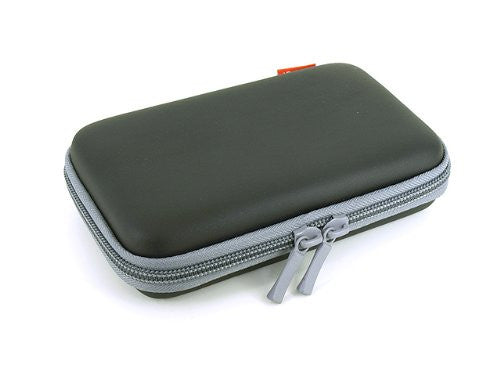 Image 3 for Palette Semi Hard Pouch for 3DS (Carbon Black)