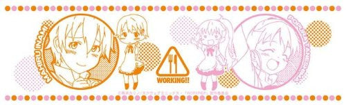 Image 3 for Working!! - Inami Mahiru - Taneshima Popura - Glass (Broccoli)