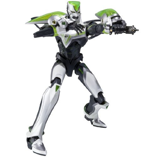 Image 4 for Tiger & Bunny - Wild Tiger - S.H.Figuarts (Bandai)
