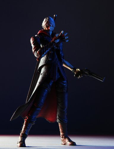 Image 2 for Devil May Cry 4 - Nero - Play Arts Kai (Square Enix)
