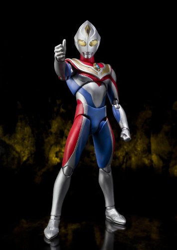Image 2 for Ultraman Dyna - Ultra-Act - Flash Type (Bandai)