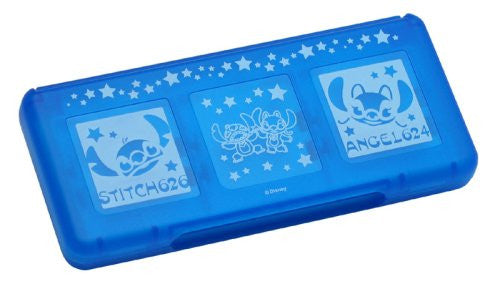 Image 2 for Disney Character DS Card Case 6 (Stitch)