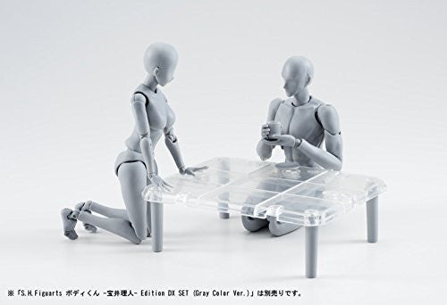 Image 11 for S.H.Figuarts - Body-chan - Yabuki Kentarou Edition, DX Set, Gray Color Ver.