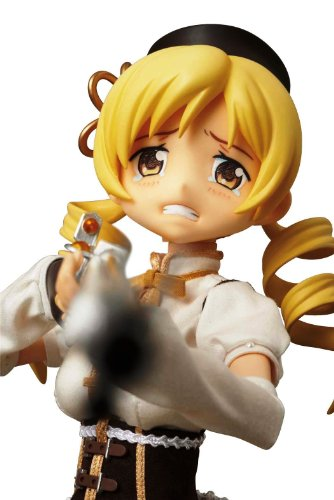 Image 7 for Mahou Shoujo Madoka★Magica - Charlotte - Tomoe Mami - Real Action Heroes #610 - Real Action Heroes MGM - 1/6 (Good Smile Company, Max Factory, Medicom Toy)