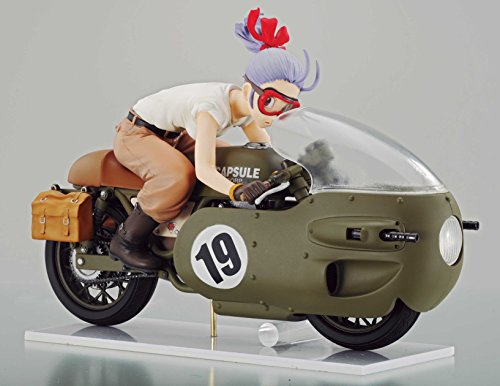 Image 6 for Dragon Ball - Bulma - Desktop Real McCoy 03 (MegaHouse)