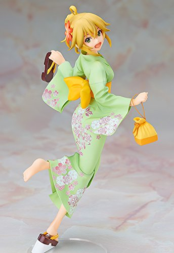 Image 5 for The Idolmaster (TV Animation) - Hoshii Miki - 1/8 - Yukata ver. (FREEing)