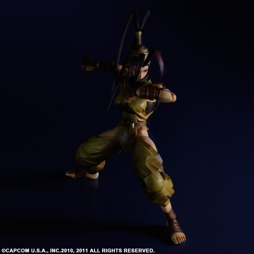 Image 4 for Super Street Fighter IV - Ibuki - Play Arts Kai (Square Enix)