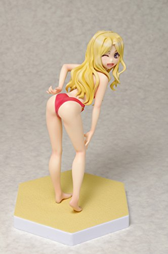 Image 2 for To Aru Kagaku no Railgun S - Frenda Seivelun - Beach Queens - 1/10 - Swimsuit ver. (Wave)