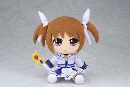 Image 2 for Mahou Shoujo Lyrical Nanoha The Movie 2nd A's - Takamachi Nanoha - Mahou Shoujo Lyrical Nanoha The Movie 2nd A's Plush Series #01 (Gift)