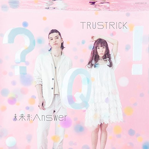Image 1 for Miraikei Answer / TRUSTRICK [Limited Edition]
