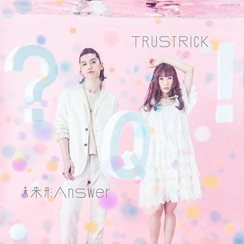Image for Miraikei Answer / TRUSTRICK [Limited Edition]