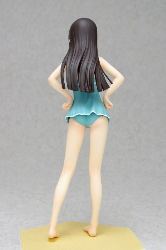 Image 8 for Hanasaku Iroha - Tsurugi Minko - Beach Queens - 1/10 - Swimsuit ver. (Wave)