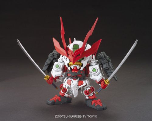 Image 1 for Gundam Build Fighters - Samurai no Nii Sengoku Astray Gundam - SD Gundam BB Senshi #389 (Bandai)