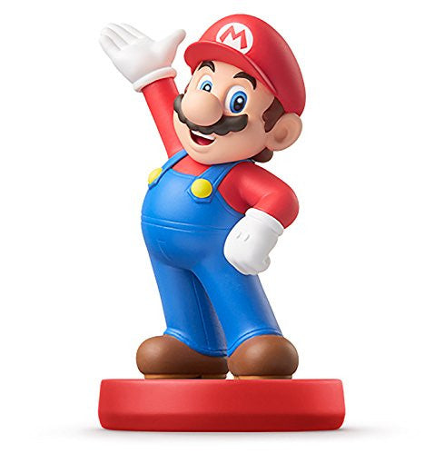 Image 1 for amiibo Super Mario Series Figure (Mario)