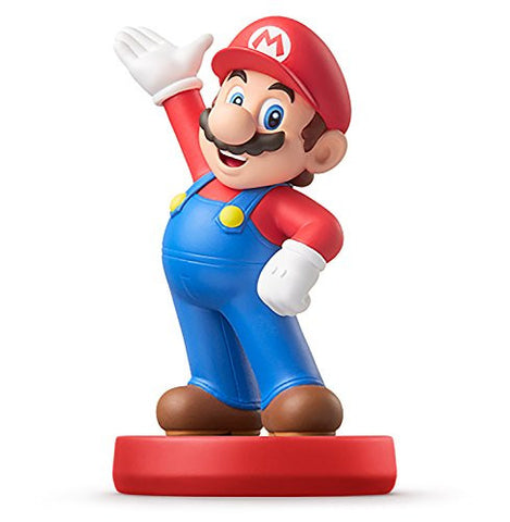Image for amiibo Super Mario Series Figure (Mario)
