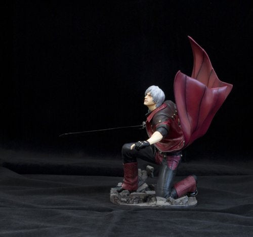 Image 6 for Devil May Cry 4 - Dante Sparda - ARTFX Statue - 1/6 (Kotobukiya)