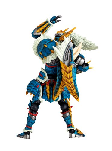 Image 2 for Monster Hunter - Hunter - Revoltech #133 - Jinouga Series (Kaiyodo)