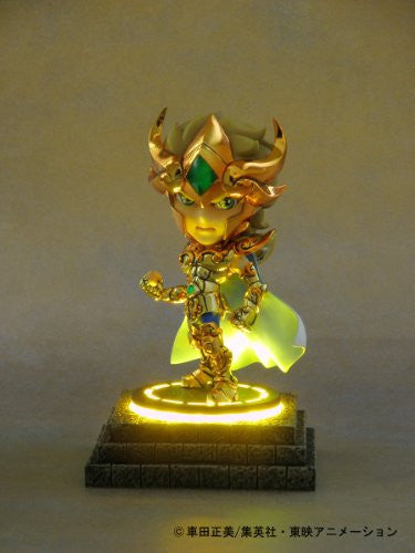 Image 5 for Saint Seiya - Leo Aiolia - Cosmos Burning Collection - Deformed (Kidslogic, Yamato)