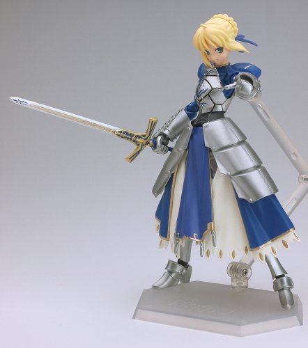 Image 5 for Fate/Stay Night - Saber - Figma #003 (Max Factory)