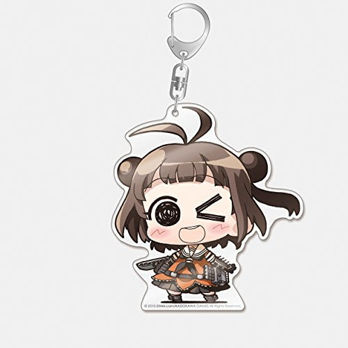 Image 1 for Kantai Collection ~Kan Colle~ - Naka - Minicchu - Keyholder (Phat Company, Gift)