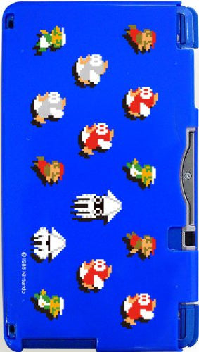 Image 3 for Body Cover 3DS Type F (Super Mario Bros. Blue)