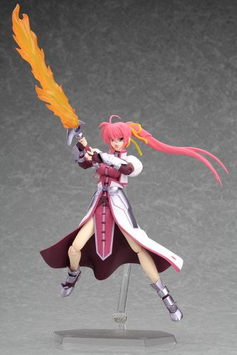 Image 6 for Mahou Shoujo Lyrical Nanoha StrikerS - Signum - Figma #039 - Knight Armor Ver. (Max Factory)
