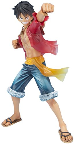 Image 1 for One Piece - Monkey D. Luffy - Figuarts ZERO - -5th Anniversary Edition-, The New World (Bandai)