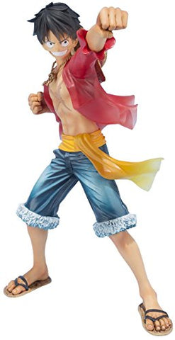 Image for One Piece - Monkey D. Luffy - Figuarts ZERO - -5th Anniversary Edition-, The New World (Bandai)