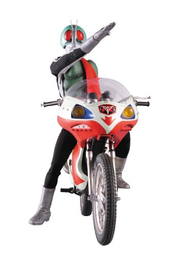 Image 1 for Kamen Rider - Shin Cyclone - Real Action Heroes - 1/6 (Medicom Toy)
