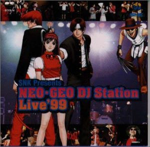 Image 1 for NEO-GEO DJ Station Live '99, SNK Presents