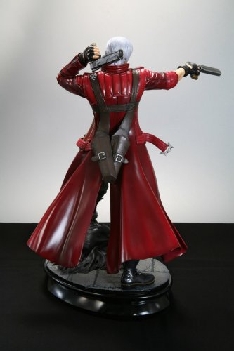 Image 3 for Devil May Cry 3 - Dante Sparda - ARTFX Statue (Kotobukiya)