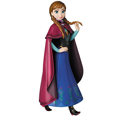 Image 1 for Frozen - Anna - Vinyl Collectible Dolls No.252 (Medicom Toy)