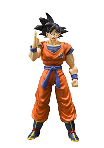 Dragon Ball Z - Son Goku - S.H.Figuarts - A Saiyan Raised On Earth (Bandai)