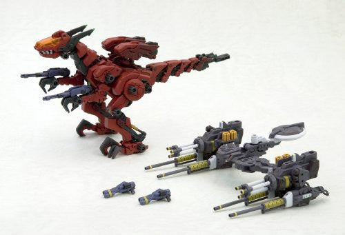 Image 3 for Zoids - RZ-030 Gun Sniper - Highend Master Model - 1/72 - Naomi Custom with Wild Weasel Unit (Kotobukiya)