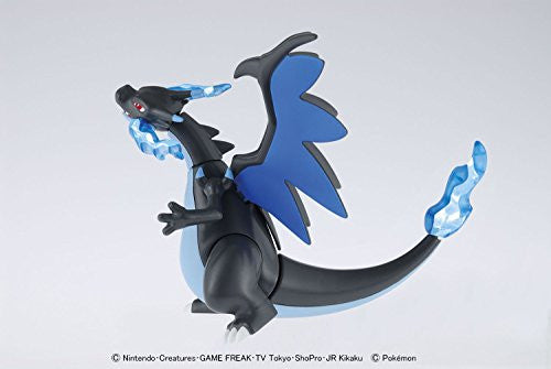 Image 2 for Pocket Monsters - Pocket Monsters X - Pocket Monsters Y - Lizardon - 36 - Pokemon Plastic Model Collection (Bandai)