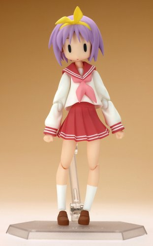 Image 6 for Lucky☆Star - Hiiragi Tsukasa - Figma #012 - Winter School Uniform Ver. (Max Factory)