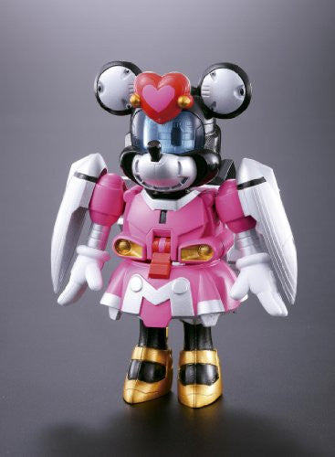 Image 3 for Disney - Daisy Duck - Donald Duck - Goofy - Mickey Mouse - Pluto - Chogokin - Chou Gattai King Robo Mickey & Friends (Bandai)