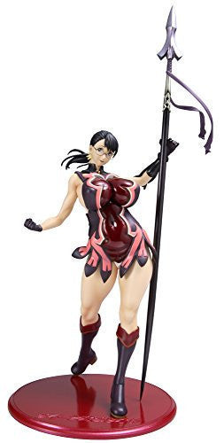Image 1 for Queen's Blade - Cattleya - Excellent Model - 1/8 - Jounetsu no Aka (MegaHouse)