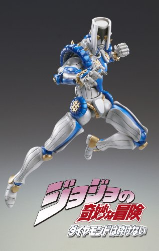Image 3 for Jojo no Kimyou na Bouken - Diamond Is Not Crash - The Hand - Super Action Statue #21 (Medicos Entertainment)
