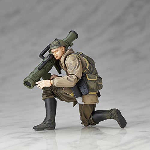 Image 7 for Metal Gear Solid V: The Phantom Pain - Soldier (Soviet Army) - Revolmini rmex-002 - Revoltech (Kaiyodo)