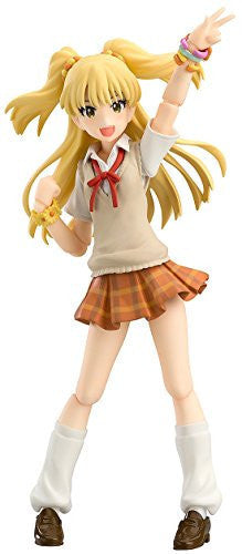 Image 1 for iDOLM@STER Cinderella Girls - Jougasaki Rika - Figma #287 - Cinderella Project ver. (Max Factory)