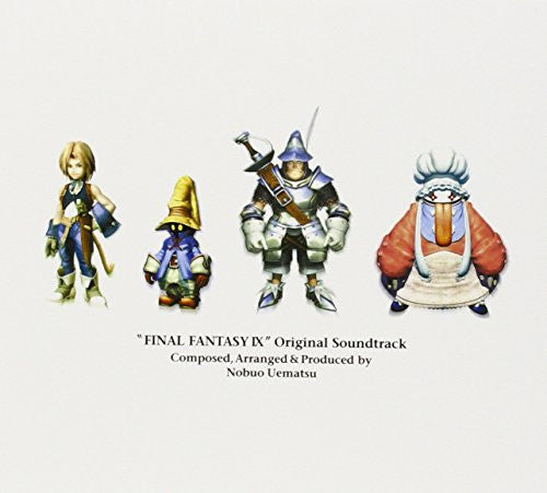 Image 1 for FINAL FANTASY IX Original Soundtrack