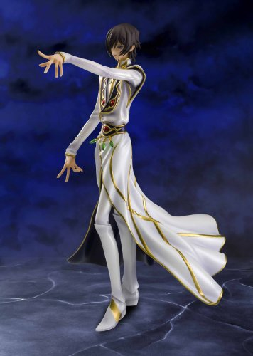 Image 2 for Code Geass - Hangyaku no Lelouch R2 - Lelouch Lamperouge - G.E.M. - 1/8 - Emperor (MegaHouse)