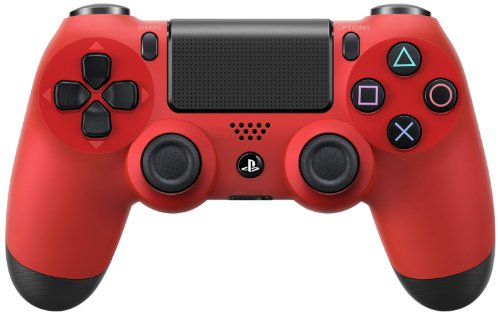 Dual Shock 4 (Magma Red)