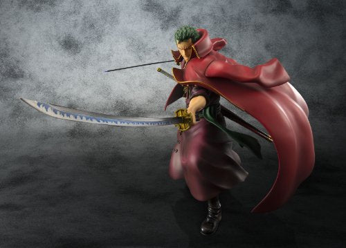 "Image 9 for One Piece Film Z - Roronoa Zoro - Excellent Model - Portrait Of Pirates ""Edition-Z"" - 1/8 (MegaHouse)"