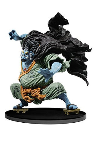 Image for One Piece - Jinbei - Figure Colosseum - SCultures - Zoukeiou Chojho Kessen VI Vol.4