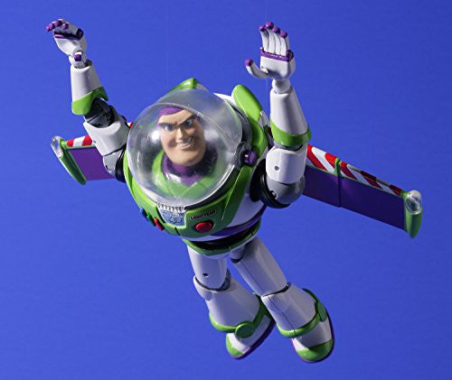 Image 2 for Toy Story - Buzz Lightyear - Green Army Men - Revoltech - Revoltech SFX #011 - Legacy of Revoltech LR-046 (Kaiyodo)