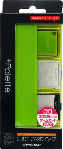 Image 1 for Palette Slide Card Case (Lime Green)