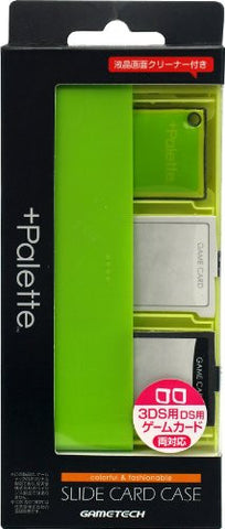 Image for Palette Slide Card Case (Lime Green)